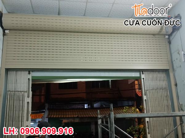 Cửa cuốn Đức Titadoor PM800SD Chính Hãng