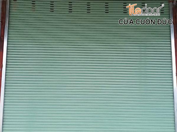 Cửa Cuốn Đài Loan Kéo Tay