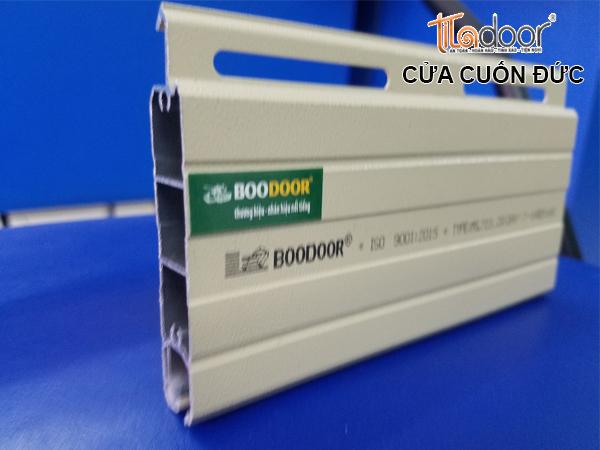 Cửa Cuốn Đức Boodoor 724 Giá Rẻ