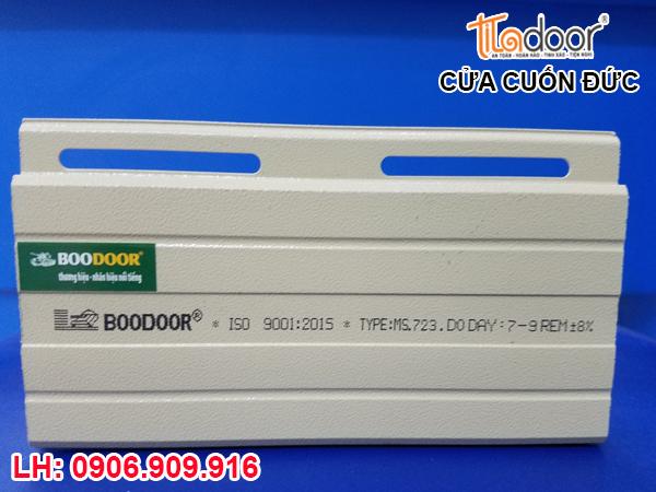 Cửa Cuốn Boodoor - Bảng Giá Cửa Cuốn Đức Boodoor